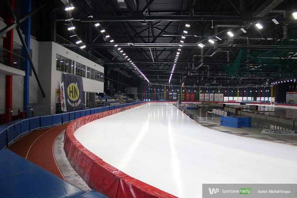 Trening przed IME na lodzie w Tomaszowie Mazowieckim (galeria)