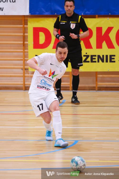 Futsal: AZS UW Wilanów - AZS UŚ Katowice 4:0 (galeria)
