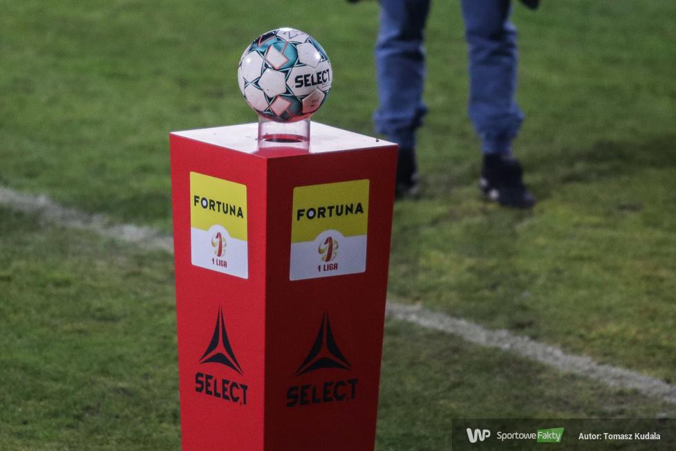 Fortuna I liga. Zagłębie Sosnowiec - Miedź Legnica 0:2 (galeria)