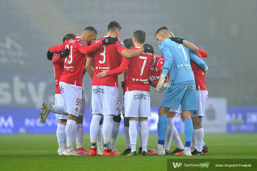 PKO Ekstraklasa. Wisła Kraków - Legia Warszawa 1:2 (galeria)