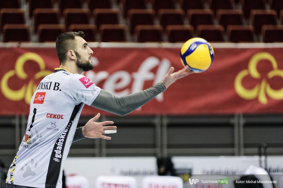 PlusLiga: Trefl Gdańsk - Stal Nysa 3:0 [GALERIA]