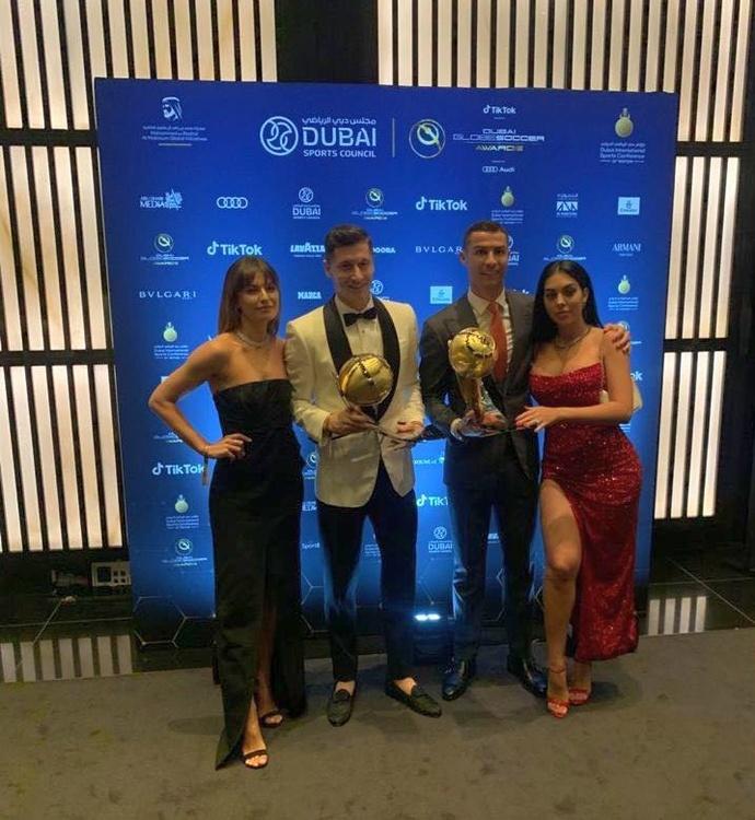 Fot. Globe Soccer Awards...
