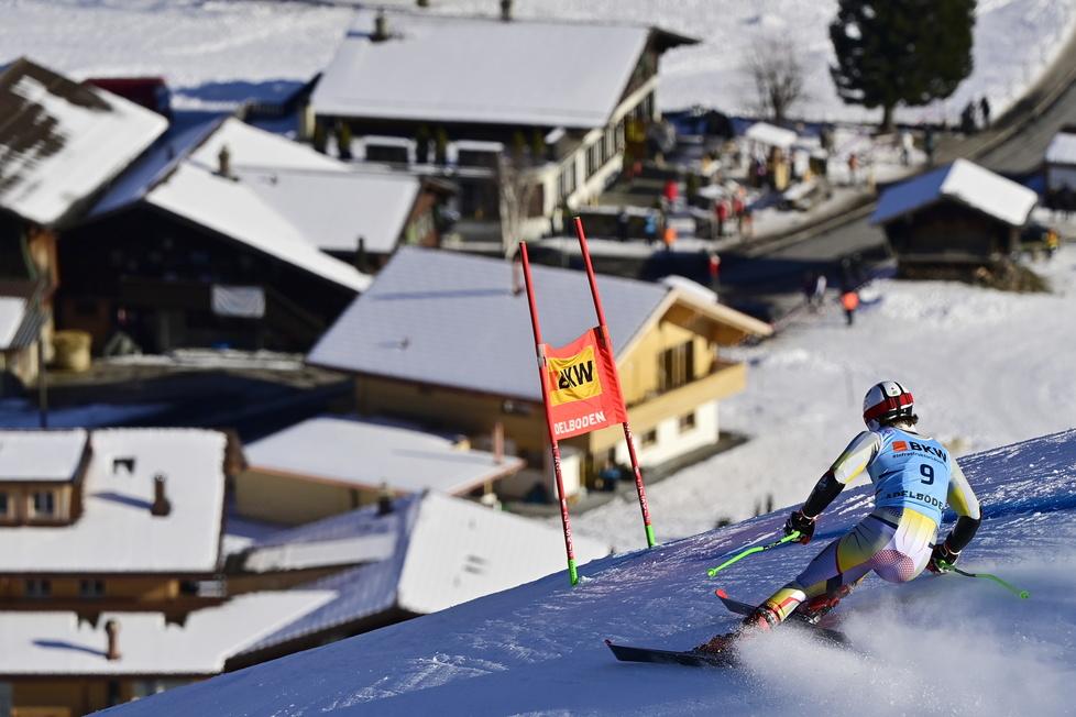 Koszmarny wypadek narciarza alpejskiego. Lucas Braathen doznał poważnej kontuzji (galeria)