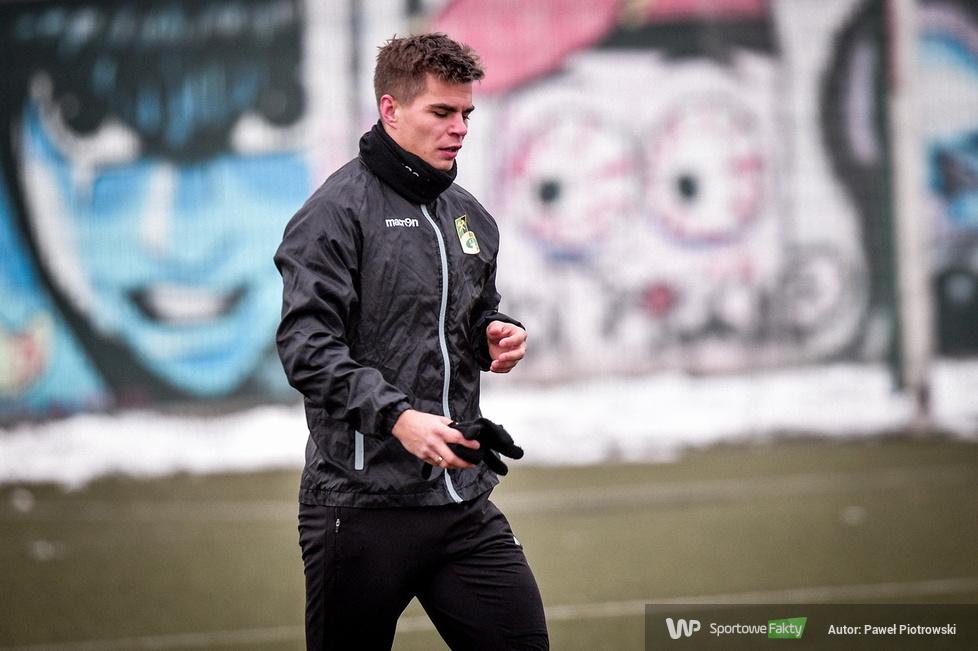 Fortuna 1 liga: Zimowe treningi GKS Bełchatów (galeria)