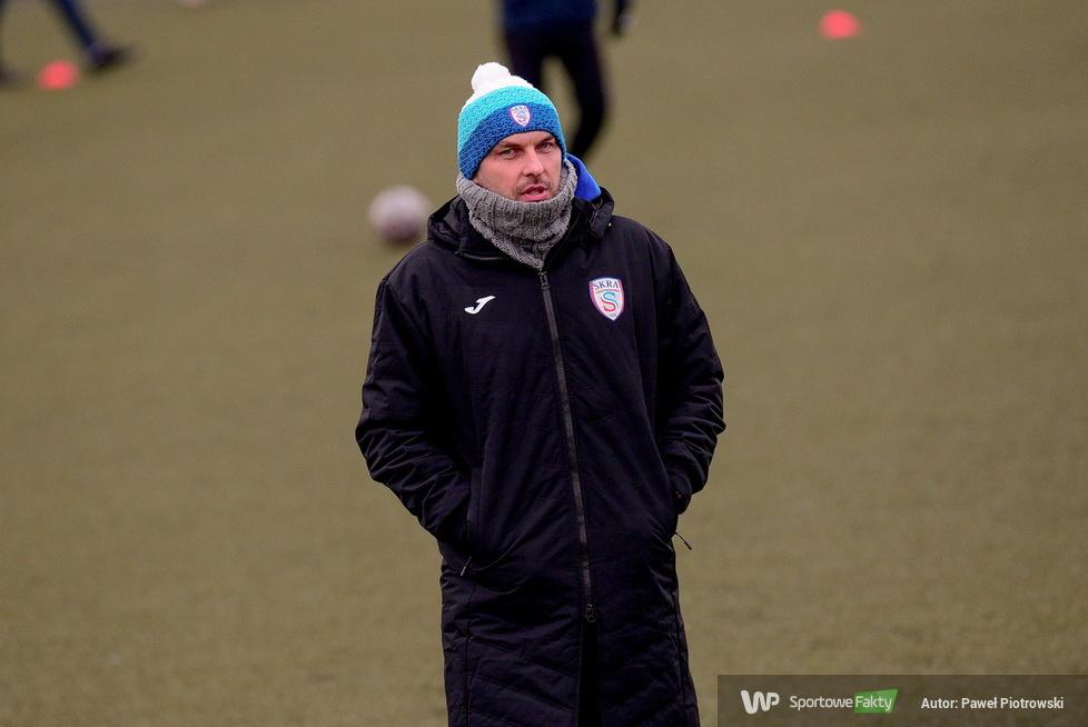 Fortuna 1 liga Sparing: GKS Bełchatów - Skra Częstochowa 2:2 [GALERIA]