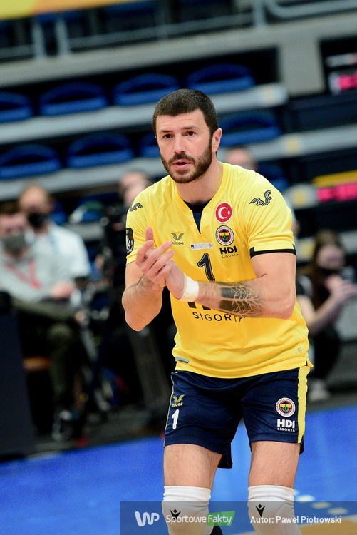 Liga Mistrzów: Lindemans Aalst - Fenerbahce HDI Istanbul 0:3 [GALERIA]