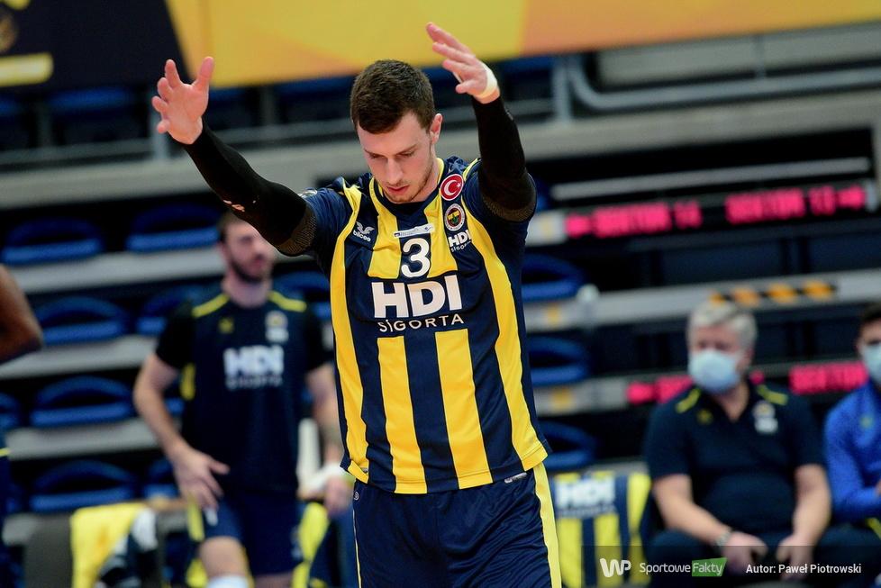 Liga Mistrzów: Grupa Azoty ZAKSA Kędzierzyn-Koźle - Fenerbahce HDI Istanbul 3:0 (galeria)
