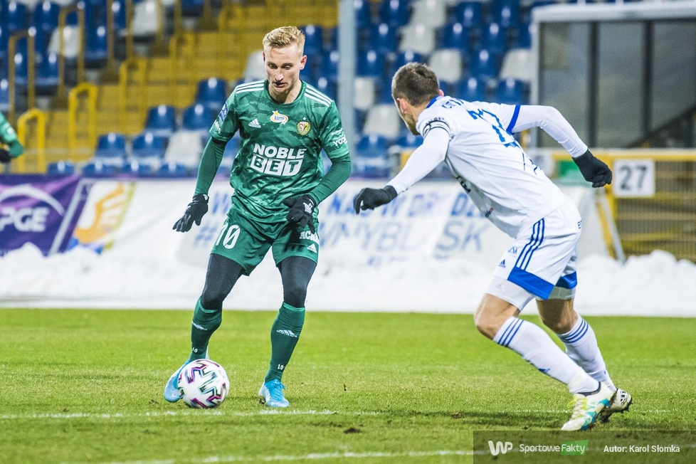 PKO Ekstraklasa. Stal Mielec - Śląska Wrocław 0:0 (galeria)