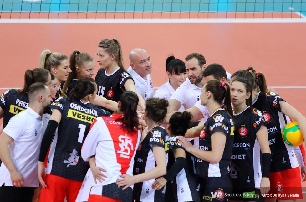 Liga Mistrzyń. VC Maritza Płowdiw - ŁKS Commercecon Łódź 1:3 (galeria)