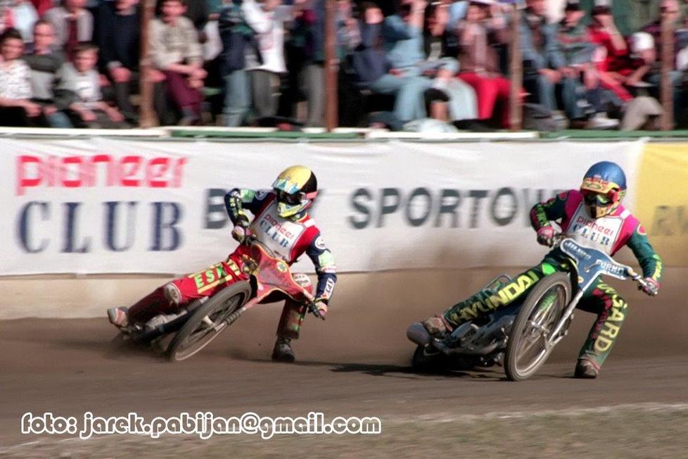 Od lewej: Stefan Andersson - 14. miejsce (0,3,-,-,-), Martin Dugard - ...