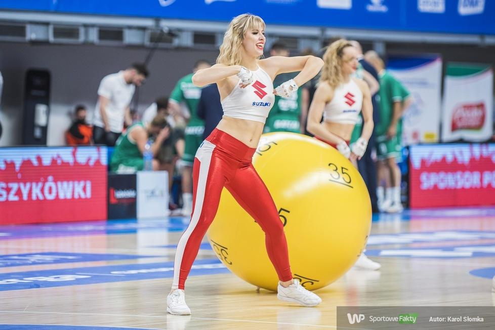 Cheerleaders Wrocław podczas pierwszego dnia Suzuki Pucharu Polski (galeria)