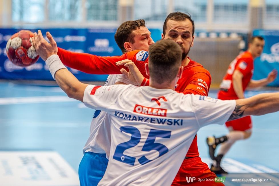 PGNiG Superliga Mężczyzn: Górnik Zabrze - Orlen Wisła Płock 18:27 (galeria)