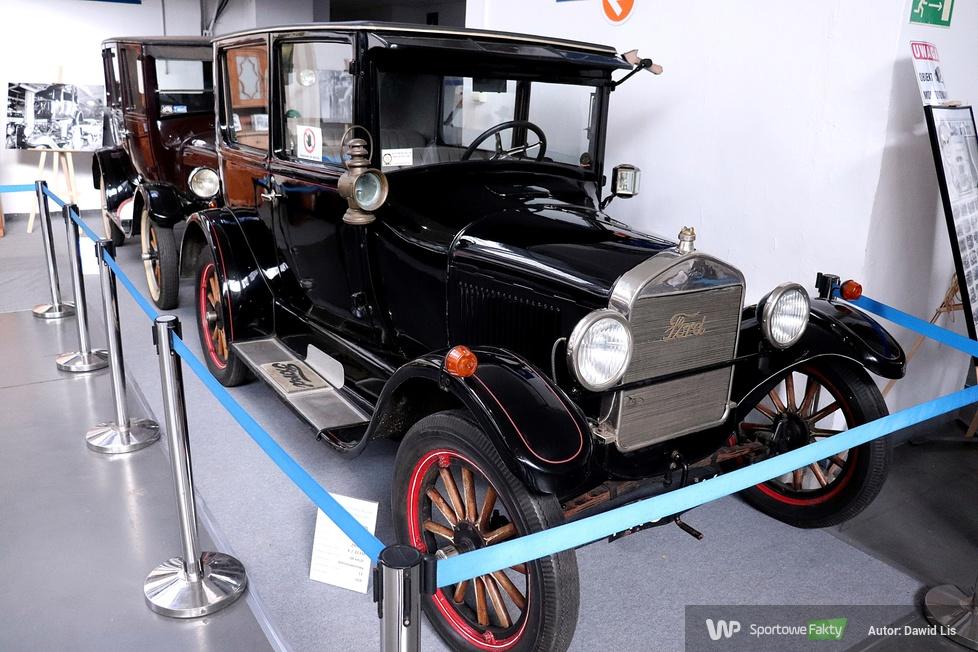 Muzeum Motoryzacji w Poznaniu (galeria)