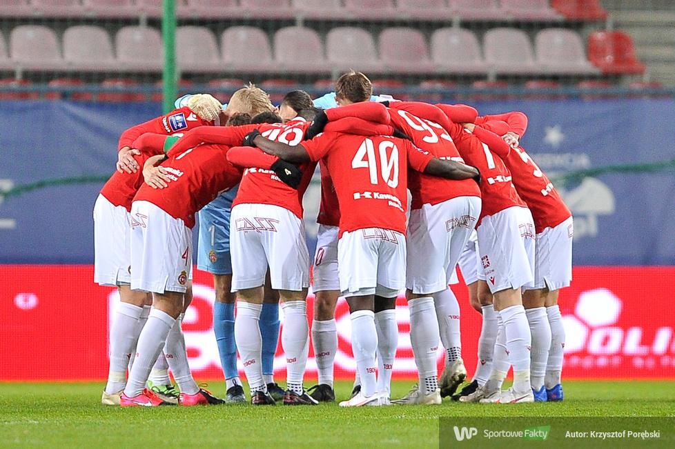 PKO Ekstraklasa: Wisła Kraków - Górnik Zabrze 0:0 (galeria)