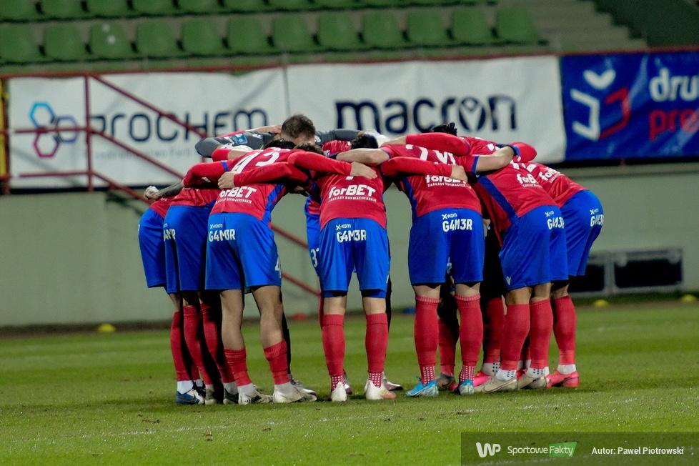 PKO Ekstraklasa : Raków Częstochowa - Cracovia Kraków 0:0 (galeria)