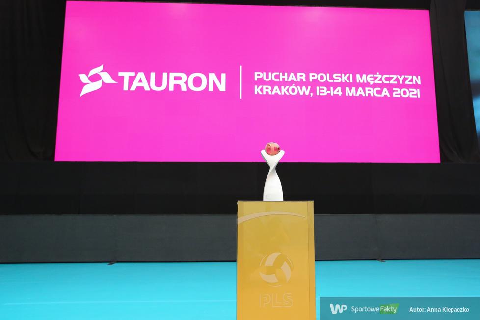 Tauron Puchar Polski 2021: Konferencja Prasowa (galeria)