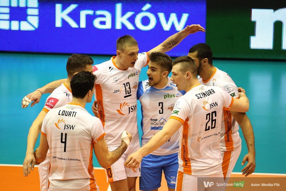 Tauron Puchar Polski: 1/2 Finału: Jastrzębski Węgiel - Trefl Gdańsk 3:0  [GALERIA]