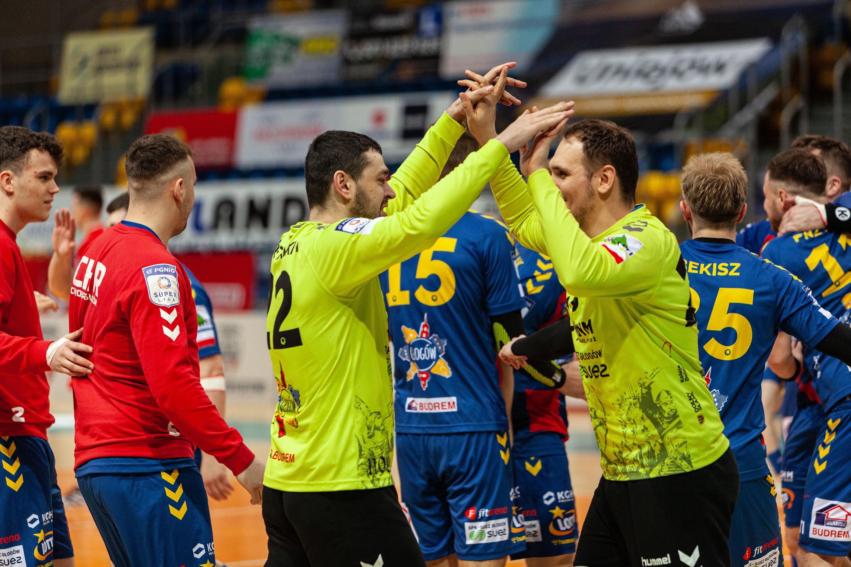 PGNiG Superliga Mężczyzn: Energa MKS Kalisz - Chrobry Głogów 27:32 (galeria)