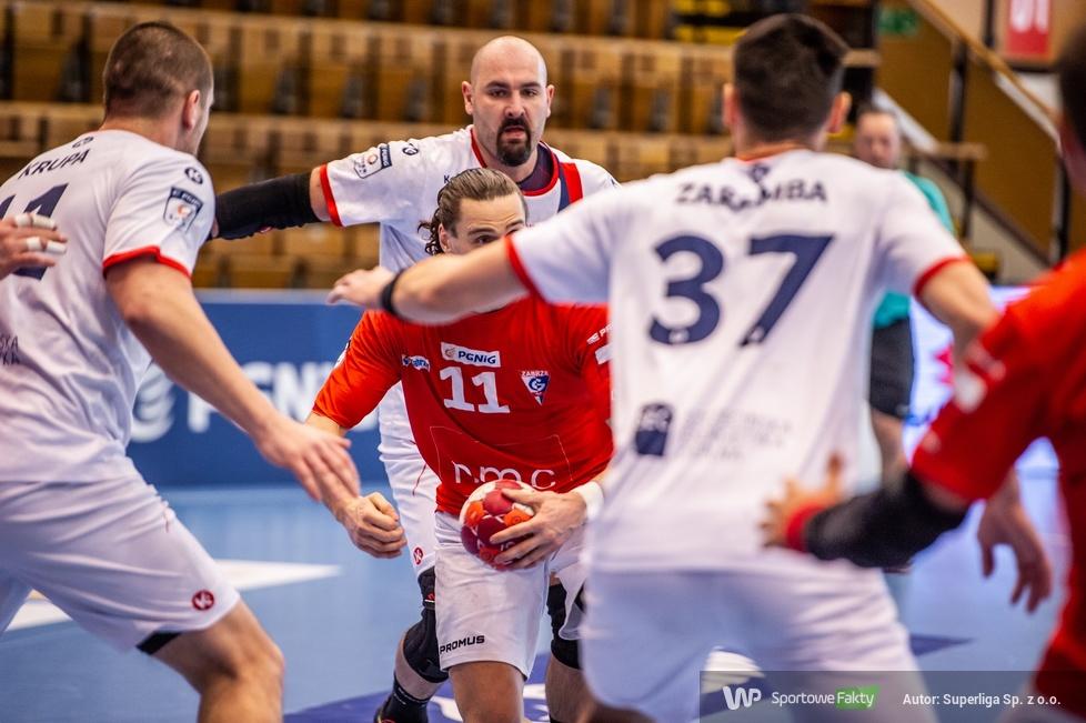 PGNiG Superliga Mężczyzn. Górnik Zabrze - Sandra Spa Pogoń Szczecin 28:24 (galeria)