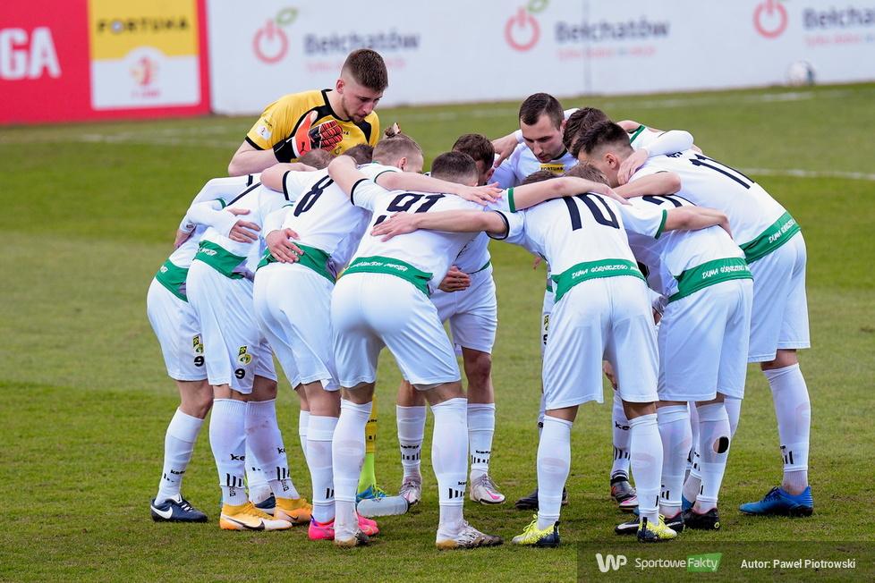 Fortuna 1 liga: GKS Bełchatów - Odra Opole 1:1 (galeria)