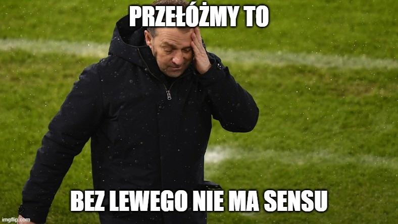 Bez Lewandowskiego nie ma sensu. Pomóc może uzdrowiciel. Memy po meczu Bayern - PSG