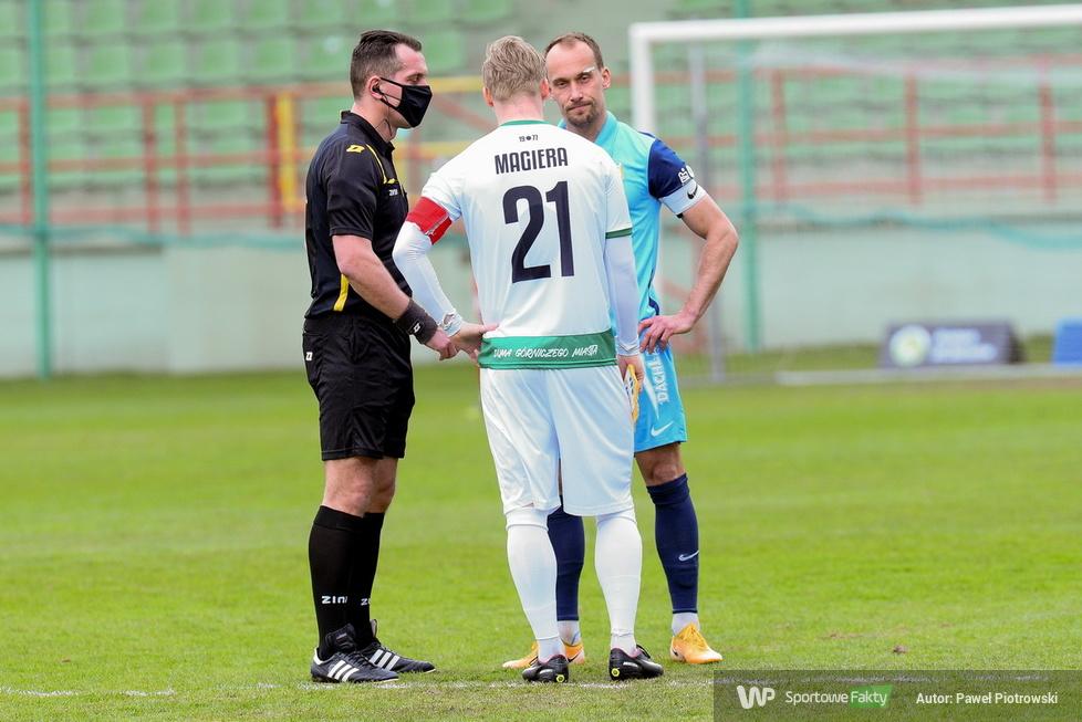 Fortuna 1 liga: GKS Bełchatów - Stomil Olsztyn 2:3 (galeria)