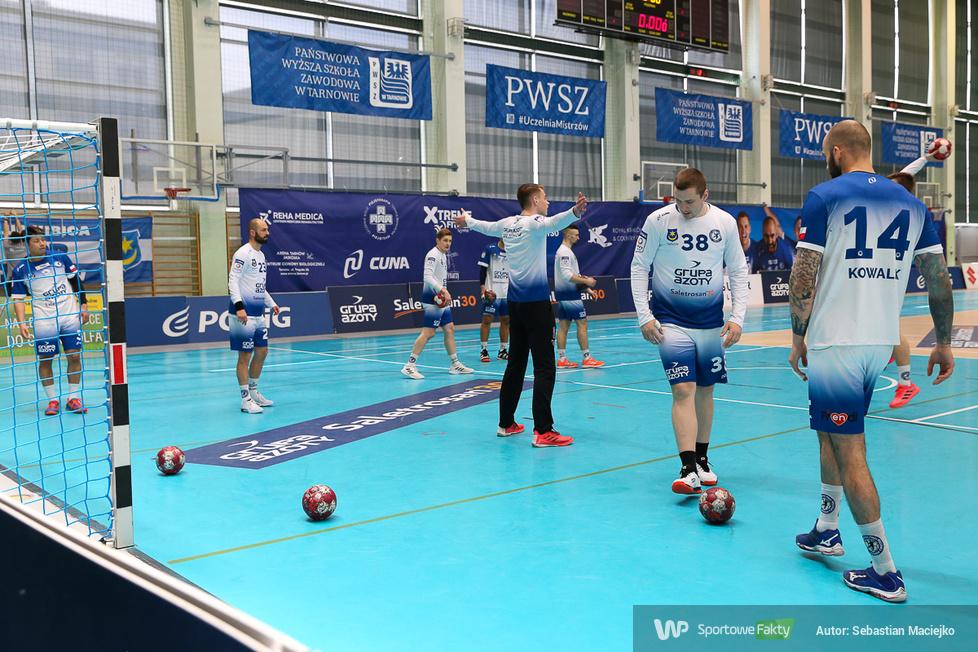 PGNiG Superliga. Grupa Azoty SPR Tarnów - Górnik Zabrze 20:27 (galeria)