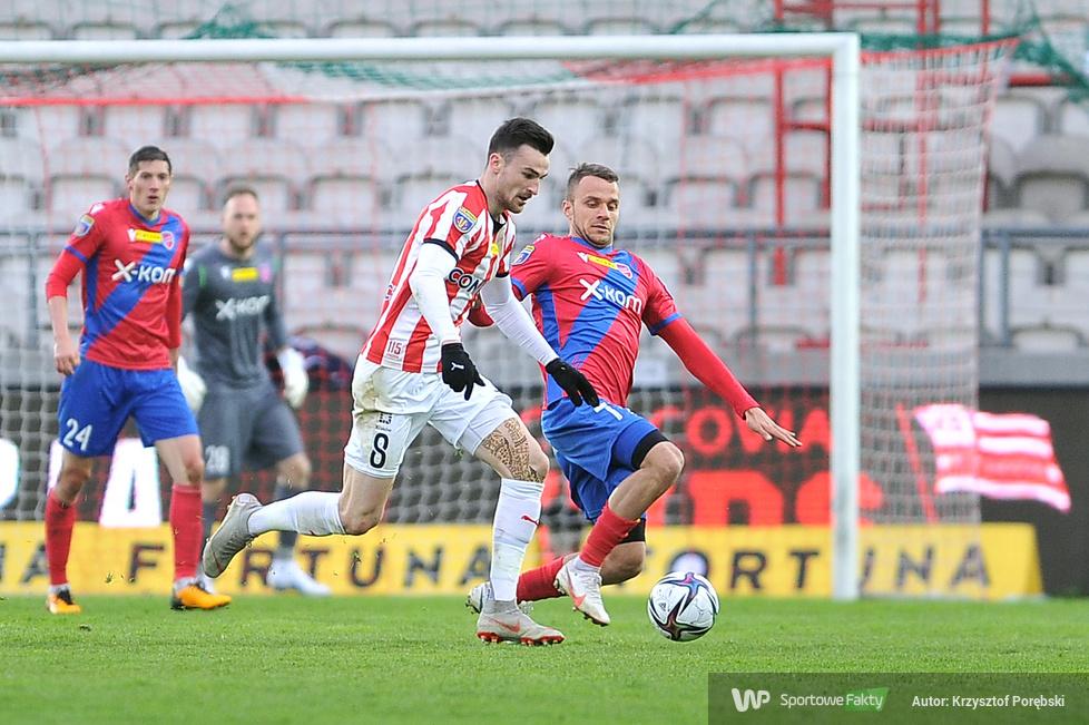 Fortuna Puchar Polski: Cracovia - Raków Częstochowa 1:2 [GALERIA]