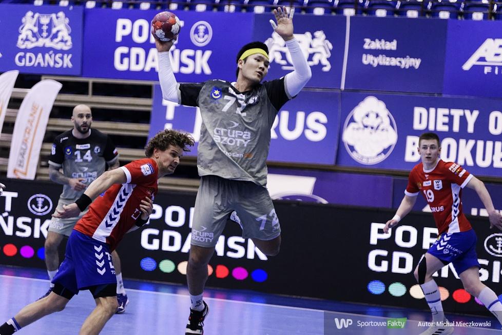 PGNiG Superliga Mężczyzn: Torus Wybrzeże Gdańsk - Grupa Azoty SPR Tarnów 23:29 (galeria)