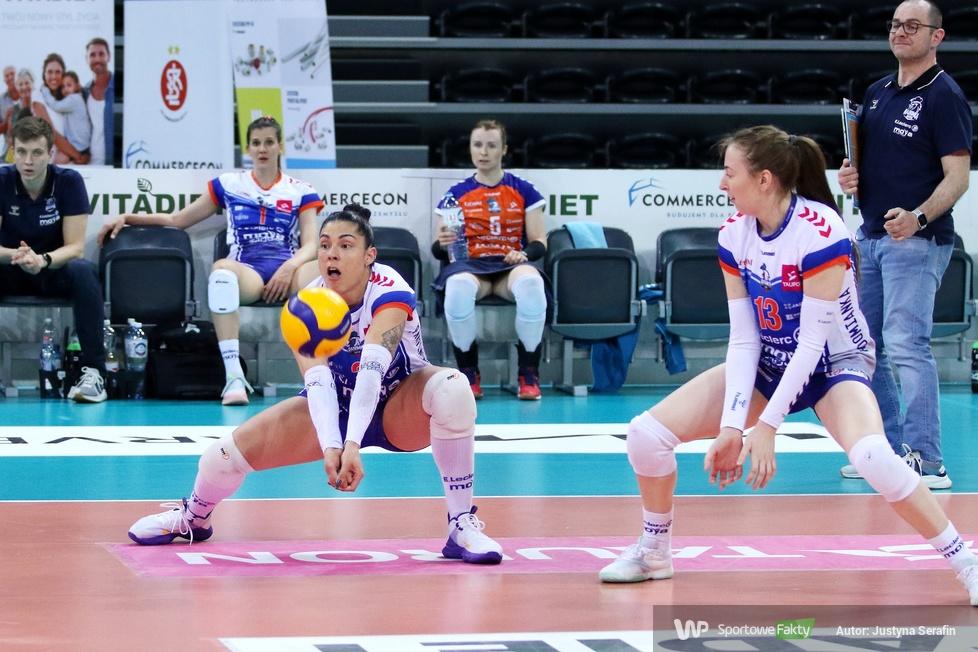 TAURON Liga. 4. mecz o 3. miejsce: ŁKS Commercecon Łódź - E.Leclerc Moya Radomka Radom 3:0 (galeria)