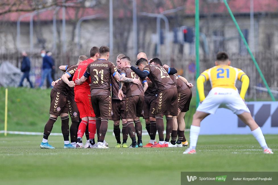 eWinner II liga: Garbarnia Kraków - Motor Lublin 2:1 (galeria)