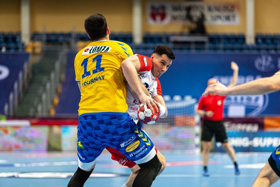 PGNiG Superliga: Energa MKS Kalisz - Łomża Vive Kielce 28:33 (galeria)