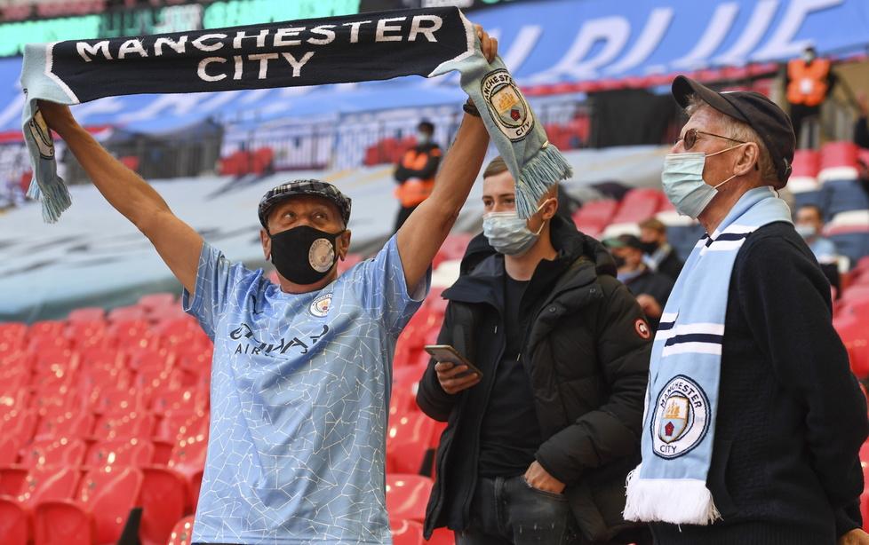Długo wyczekiwany powrót kibiców w Anglii stał się faktem. Na trybunach Wembley zasiedli fani