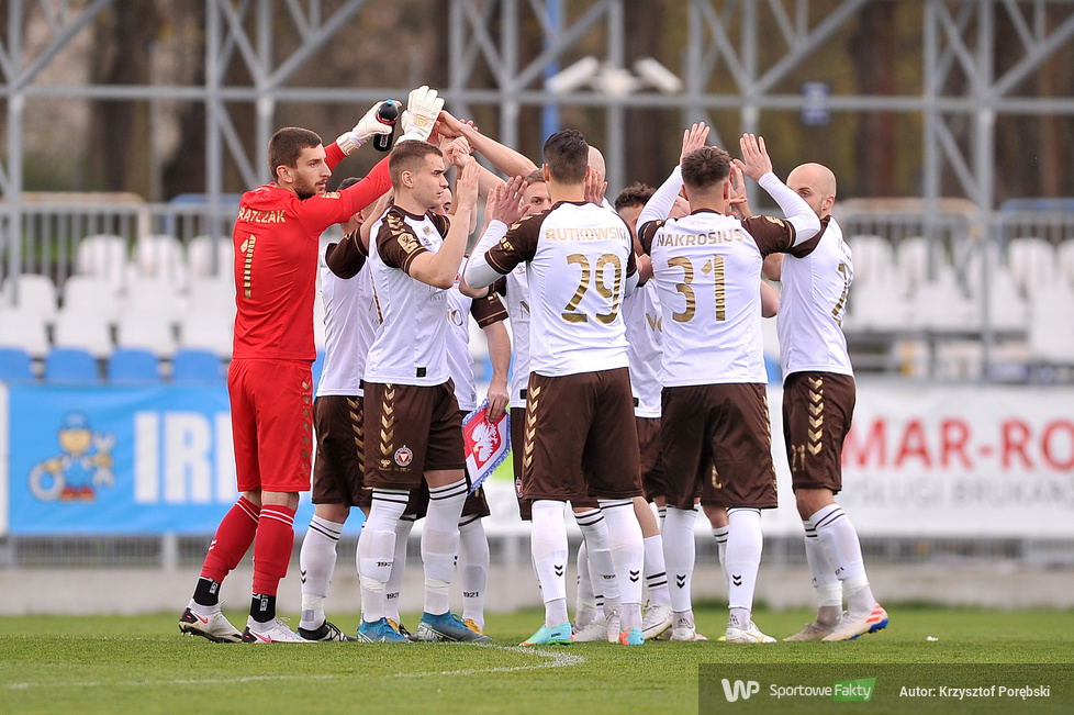 eWinner II liga: Hutnik Kraków - Garbarnia Kraków 2:0 (galeria)