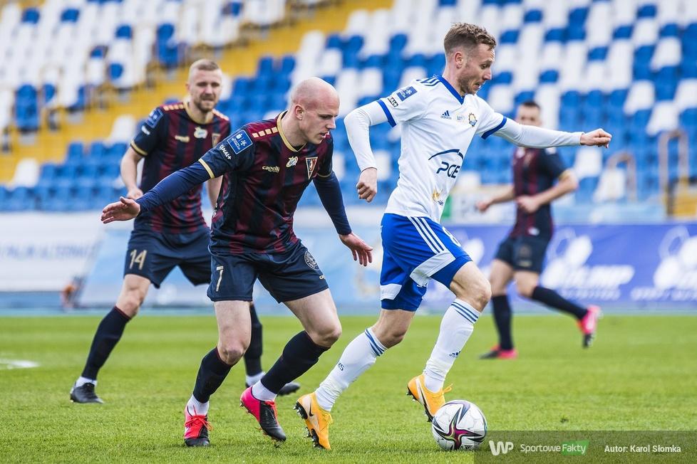 PKO Ekstraklasa. Stal Mielec - Pogon Szczecin 1:0 [GALERIA]