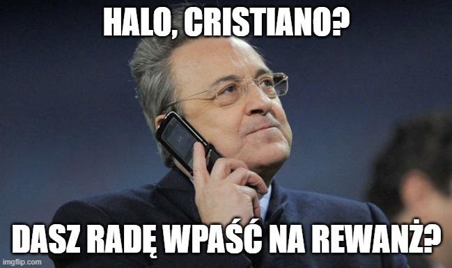 Liga Mistrzów. Polski trener jedyną nadzieją Realu. Zobacz memy