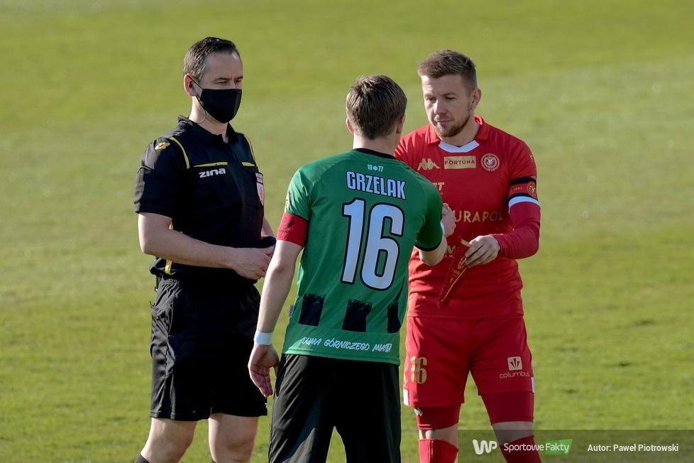 Fortuna 1 liga: GKS Bełchatów - Widzew Łódź 2:3 [GALERIA]