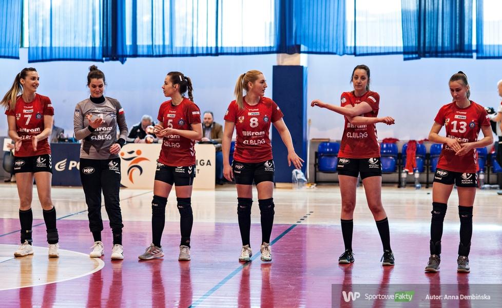 PGNiG Superliga Kobiet. EKS Start Elbląg - KPR Ruch Chorzów 35:25 (galeria)
