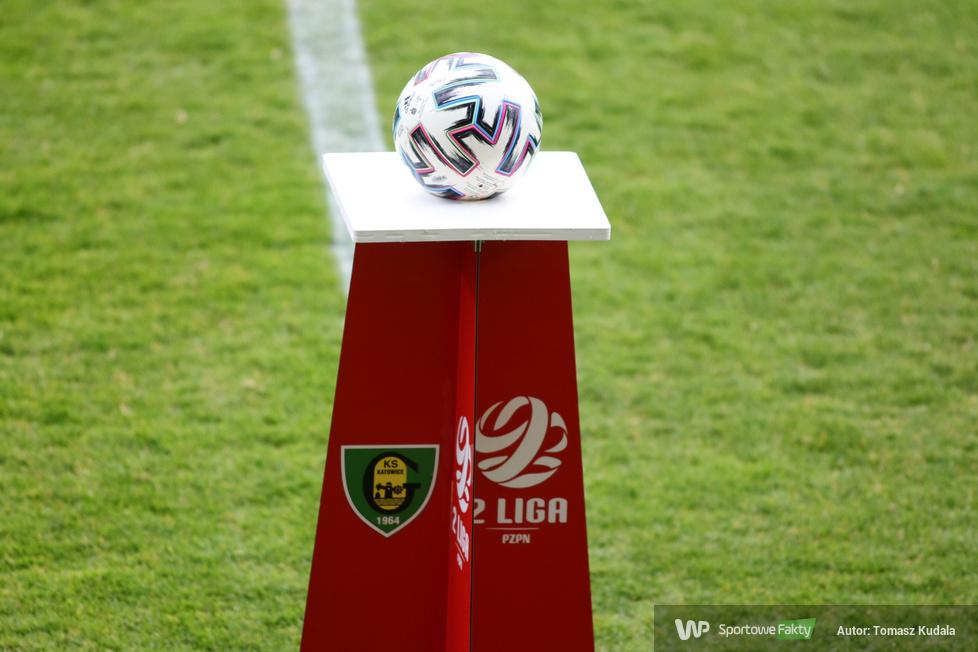 GKS Katowice - Olimpia Elbląg 1:0 [GALERIA]