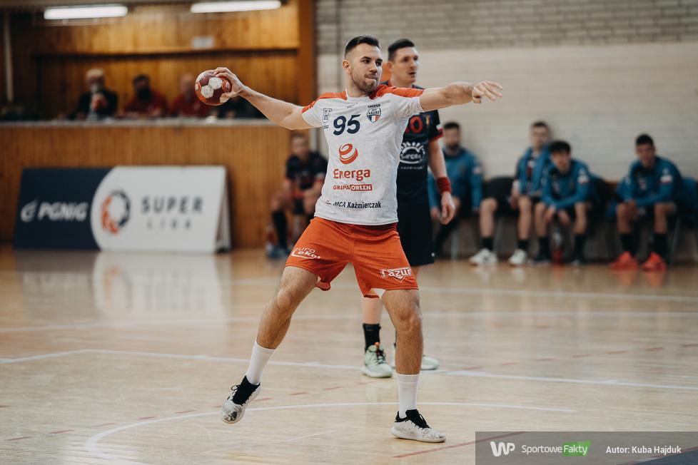 PGNiG Superliga Mężczyzn. Sandra Spa Pogoń Szczecin - Energa MKS Kalisz 27:24 (galeria)