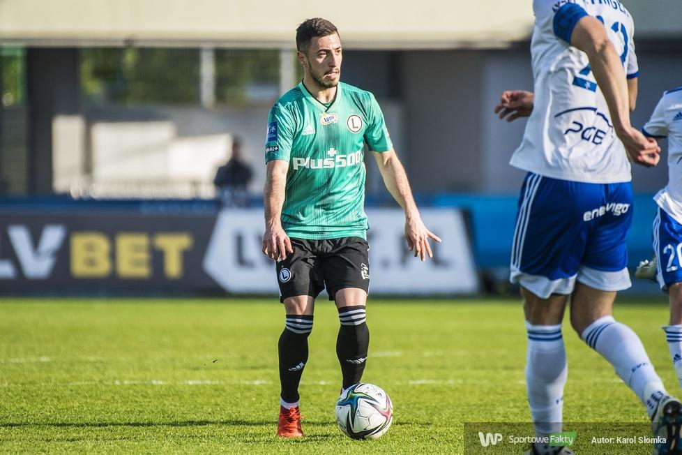 PKO Ekstraklasa. Stal Mielec - Legia Warszawa 0:0 (galeria)