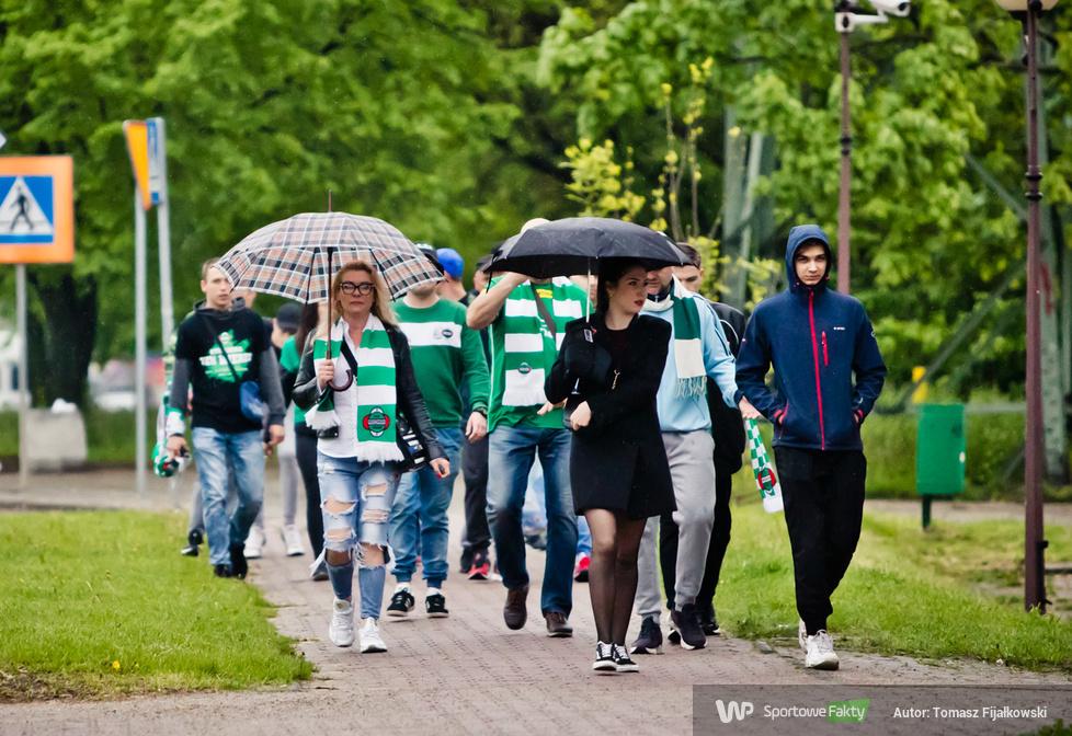 Fortuna I liga: Radomiak Radom - Sandecja Nowy Sącz 3:0 (galeria)