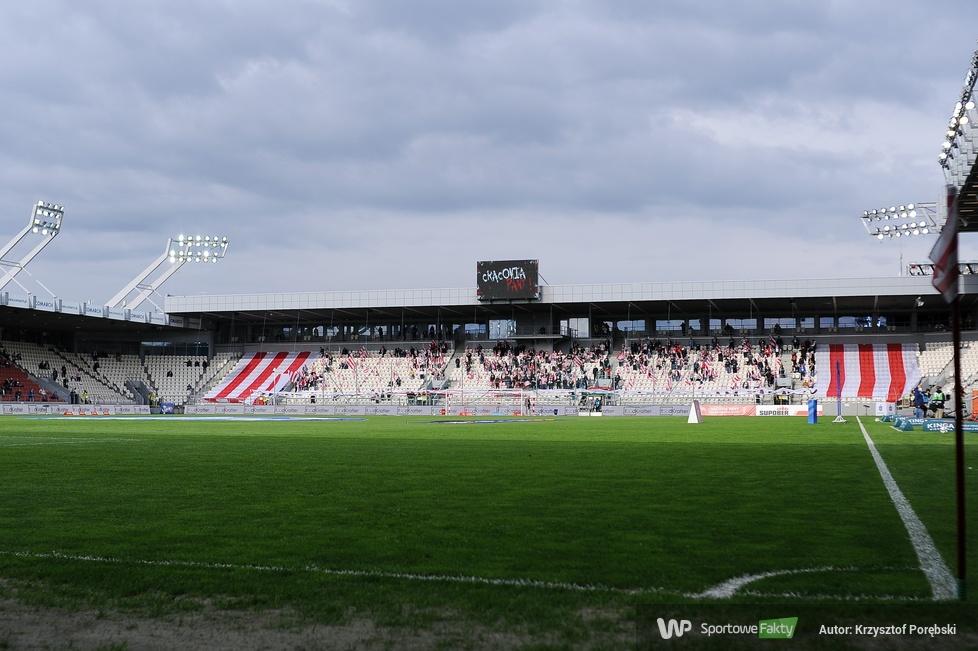 PKO Ekstraklasa: kibice podczas meczu Cracovia - Warta Poznań (galeria)