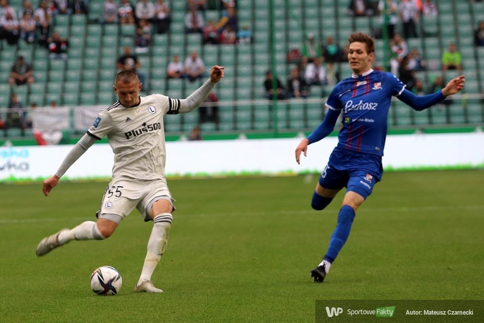 Legia Warszawa - Podbeskidzie Bielsko-Biała 1:0 [GALERIA]