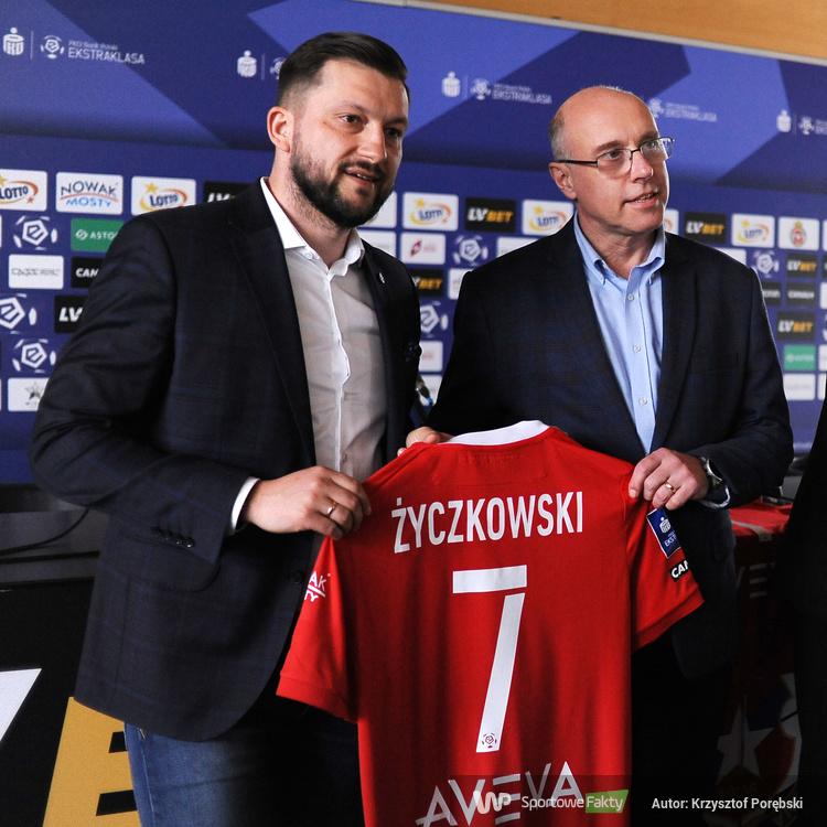 PKO Ekstraklasa: Wisła Kraków z nowym sponsorem na koszulkach [GALERIA]