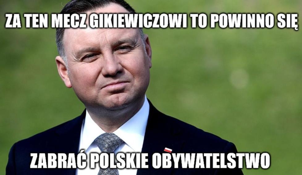 Lewandowski z rekordem, Gikiewicz bez polskiego obywatelstwa? Zobacz memy po meczu Bayernu