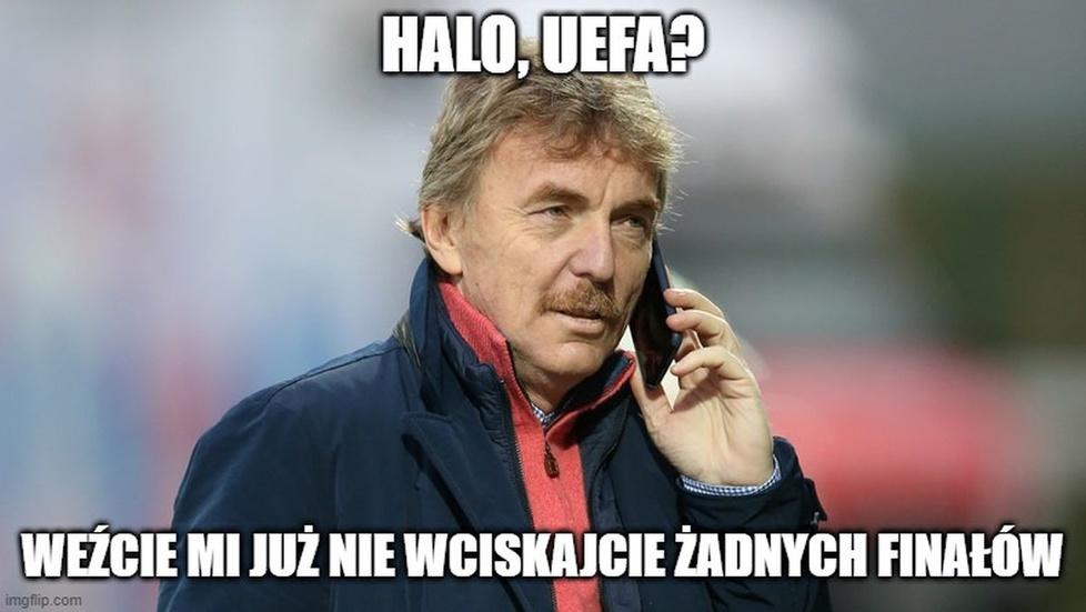 Finał Ligi Europy na miarę Ekstraklasy. Memy po meczu Villarreal CF - Manchester United