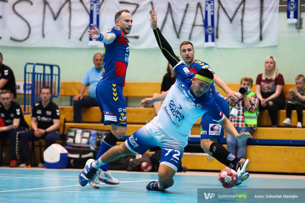 PGNiG Superliga. Grupa Azoty SPR Tarnów - Chrobry Głogów 24:34 (galeria)