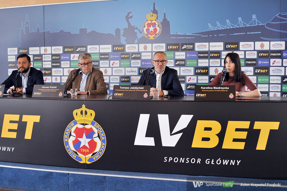 Wisła Kraków zaprezentowała program obchodów 115-lecia klubu [GALERIA]