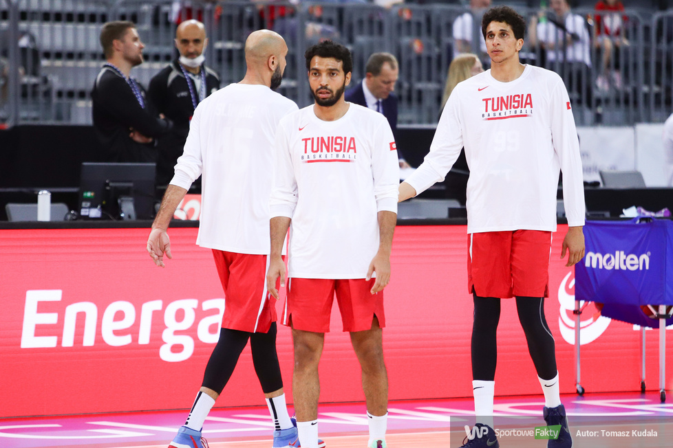 Rosja - Tunezja 69:42 (galeria)